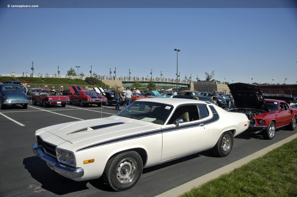 1973 Plymouth Satellite Road Runner Image