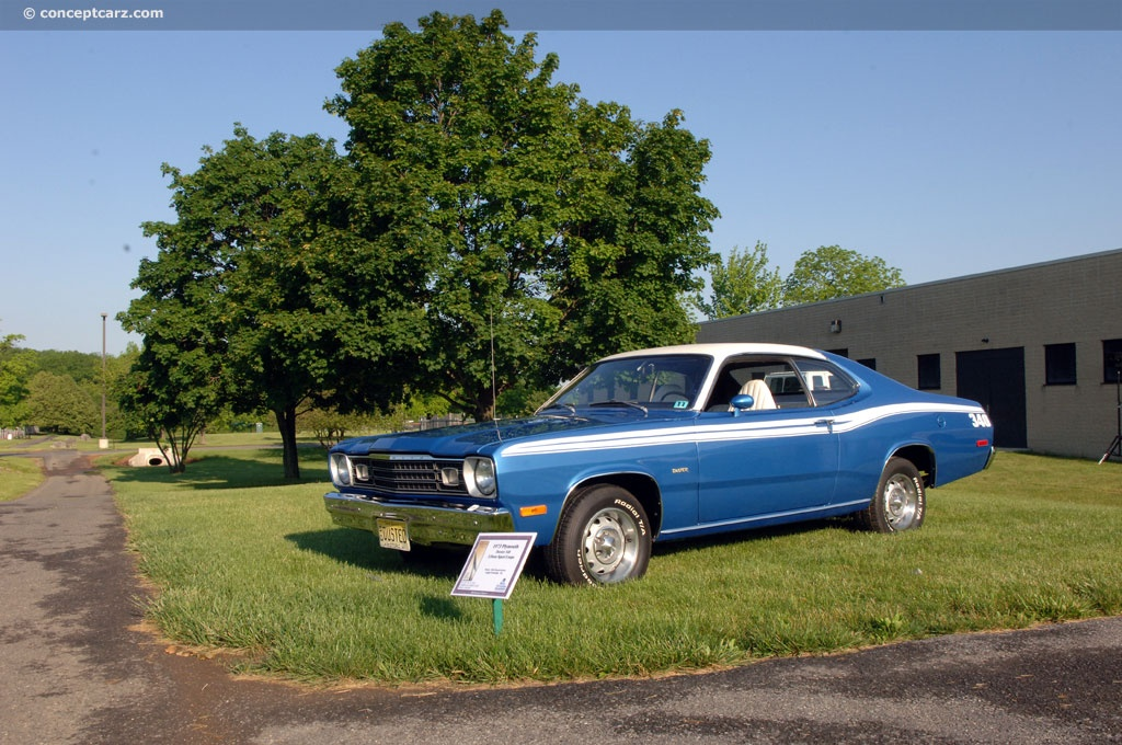 1973 plymouth valiant duster image photo 8 of 14. Black Bedroom Furniture Sets. Home Design Ideas