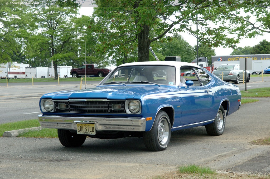 1973 Plymouth Valiant Duster Image Photo 15 Of 27