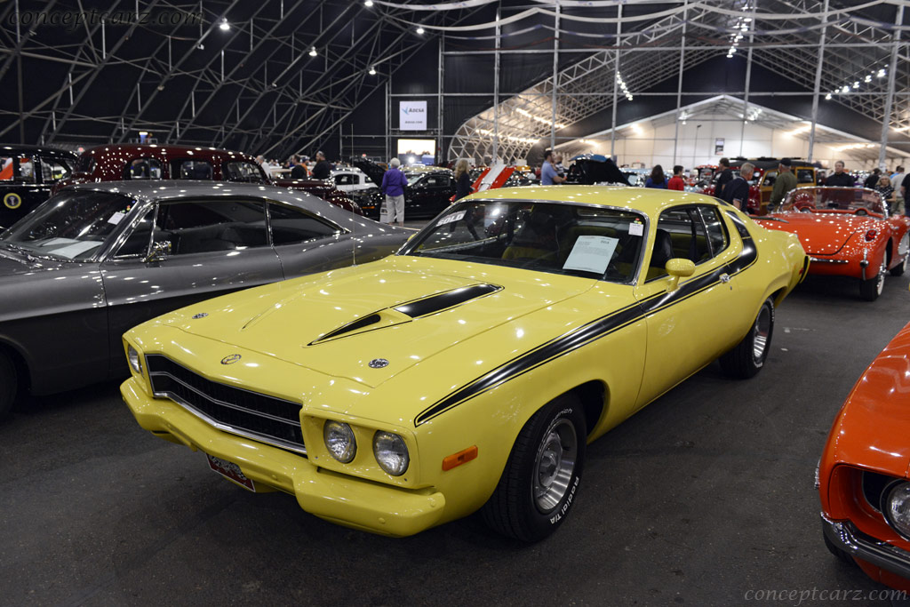 B And Q Plymouth >> 1974 Plymouth Road Runner History, Pictures, Value, Auction Sales, Research and News