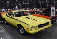 1974 Plymouth Road Runner.  Chassis number RM21G4G279467