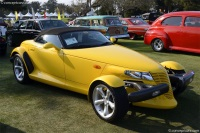 1999 Plymouth Prowler.  Chassis number 1P3EW65G5XV501198