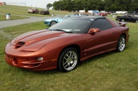 2001 Pontiac Firebird image.