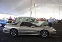 2002 Pontiac Firebird Trans Am.  Chassis number 2G2FV22G922165391
