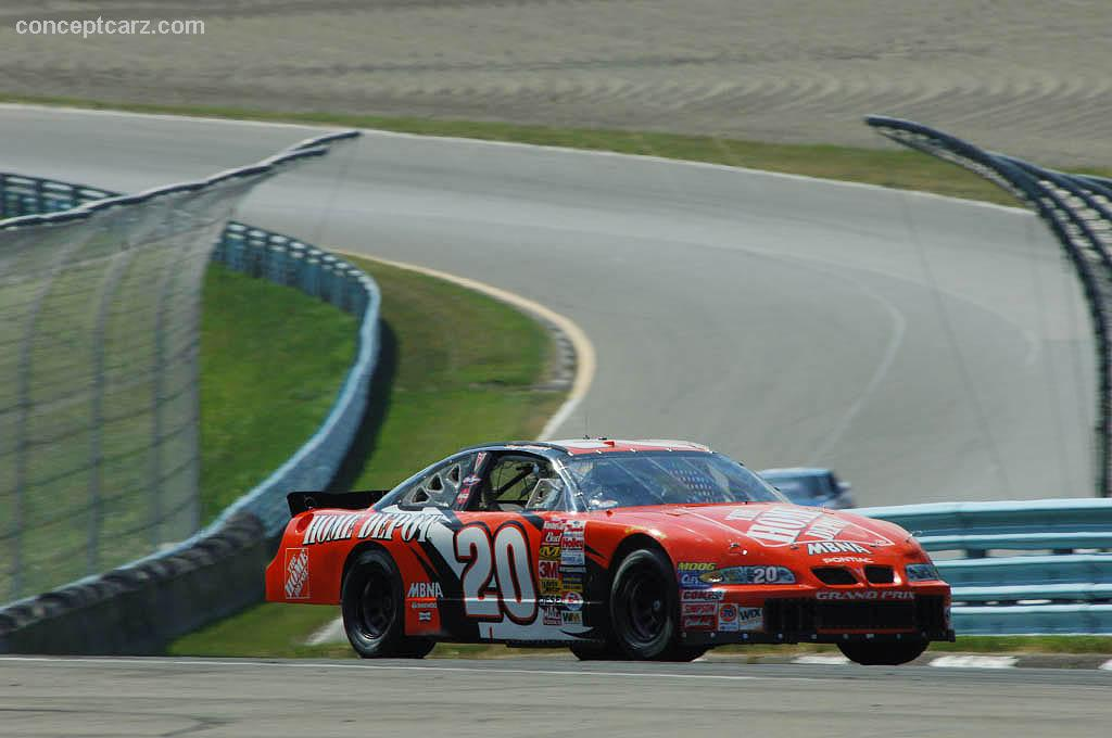 2002 Pontiac Grand Prix NASCAR History, Pictures, Value, Auction Sales, Research and News