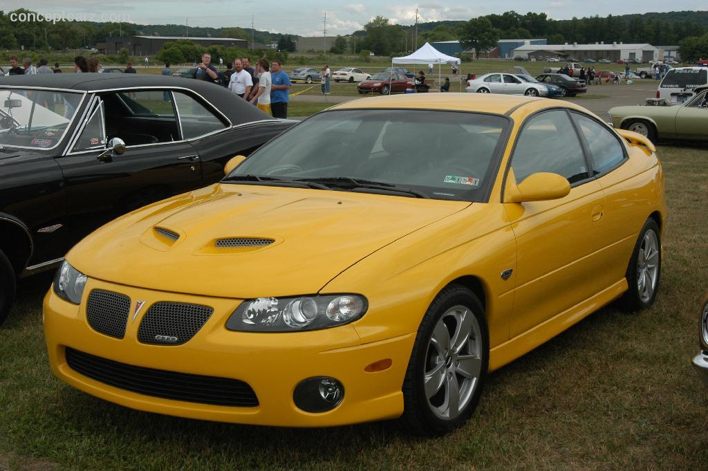 Auction Results And Sales Data For 2004 Pontiac Gto Conceptcarz Com
