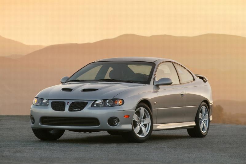 2005 Pontiac Gto Conceptcarz Com
