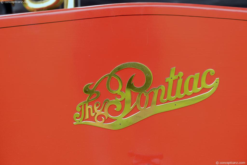 1908 Pontiac Buggy Runabout