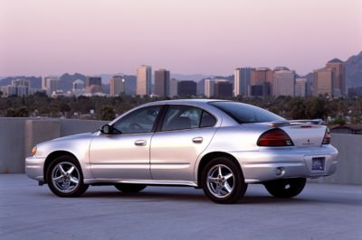 2004 Pontiac Grand Am History Pictures Value Auction S Research And News