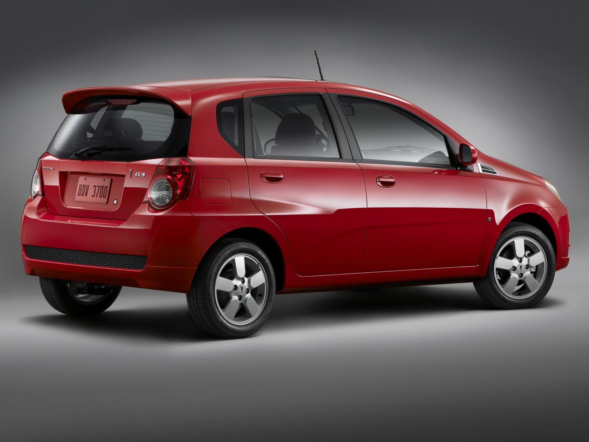 2009 Pontiac G3 News and Information | conceptcarz.com