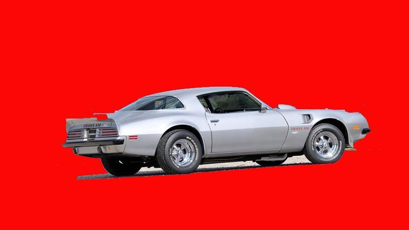 1975 Pontiac Firebird Trans Am pictures and wallpaper