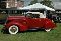 1936 Pontiac Deluxe image.