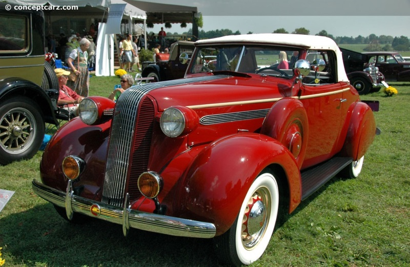 1936 Pontiac Deluxe Chassis Information