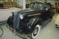 1936 Pontiac Master Six image.