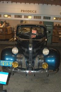 1939 Pontiac Quality 115 Six