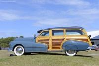 1948 Pontiac Streamliner Series image.