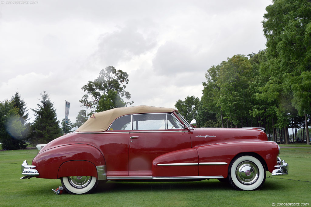 Auction Results And Sales Data For 1948 Pontiac Silver