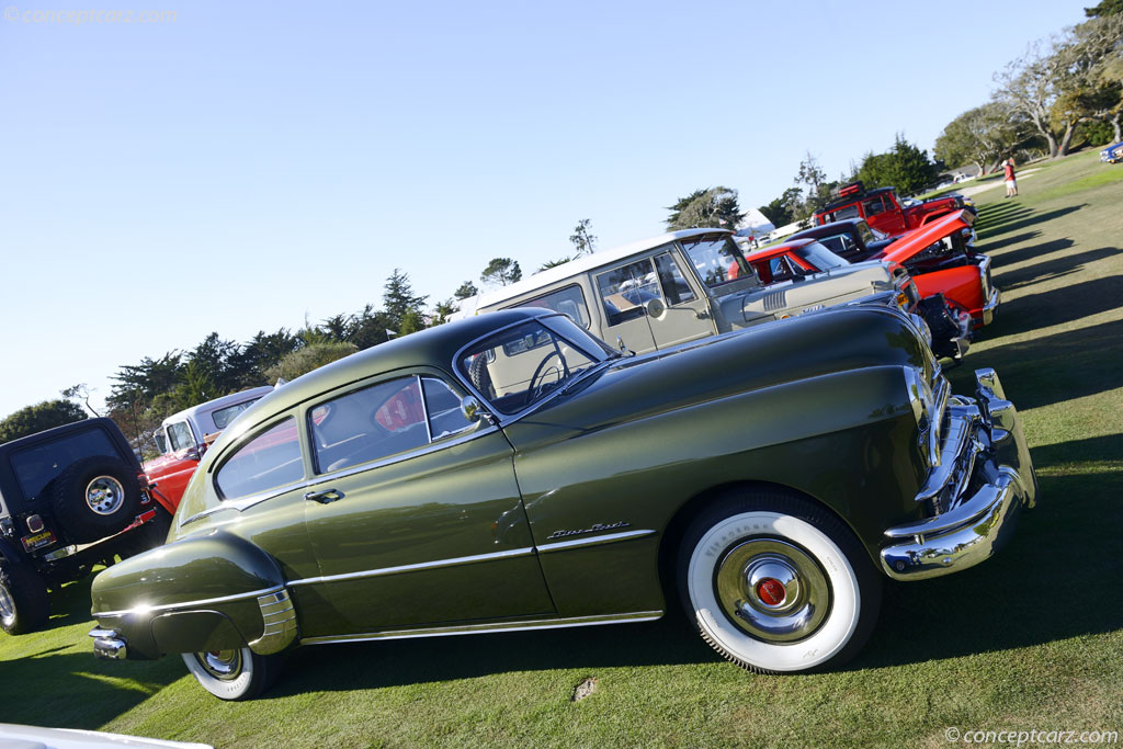 1949 Pontiac Chieftain History Pictures Value Auction
