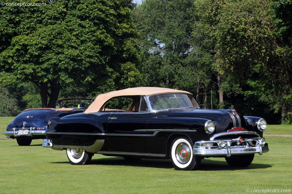 1953 Pontiac Chieftain Image Photo 11 Of 31