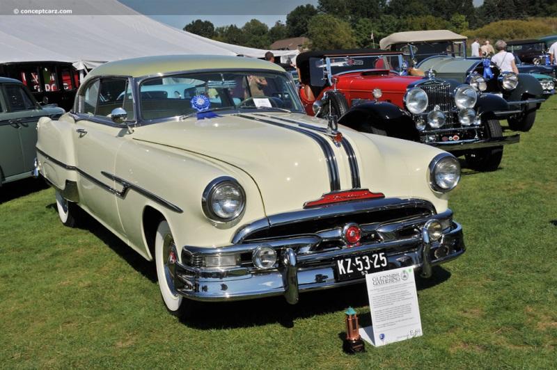 1953 Pontiac Chieftain Image