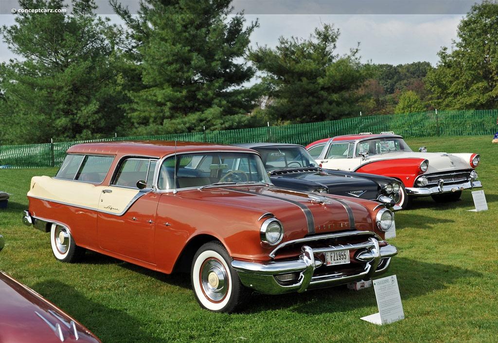 1955 Pontiac Star Chief Custom Image