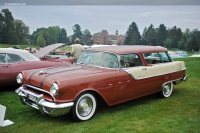 1955 Pontiac Star Chief Custom image.
