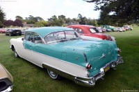 1955 Pontiac Star Chief.  Chassis number K855H17462