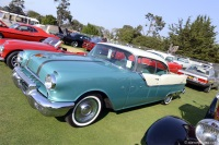 1955 Pontiac Star Chief.  Chassis number A855H2415