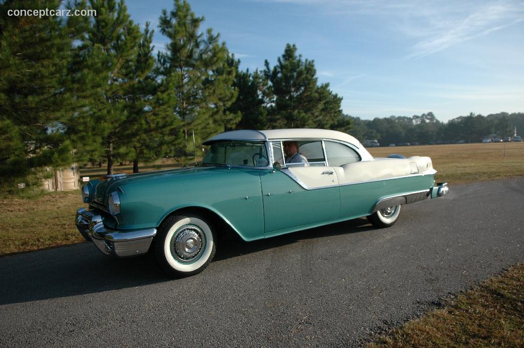 Bel Air Auto Auction >> 1955 Pontiac Star Chief Custom at the New York International Auto Show