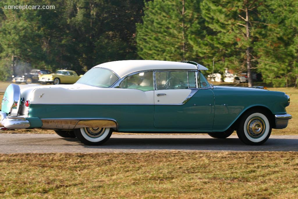 Auction Results And Sales Data For 1955 Pontiac Star Chief