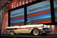 1957 Pontiac Bonneville.  Chassis number P857H35445