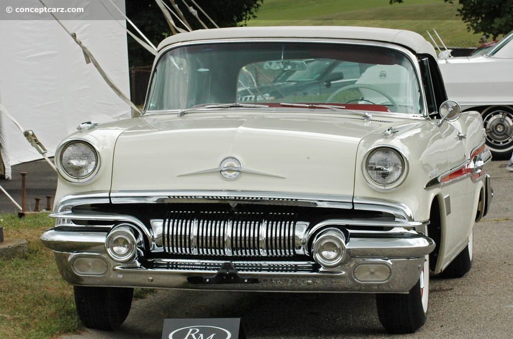 Auction Results And Data For 1957 Pontiac Bonneville