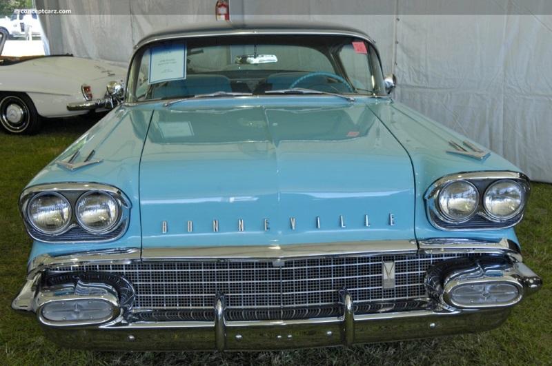 1958 Pontiac Bonneville Series 25