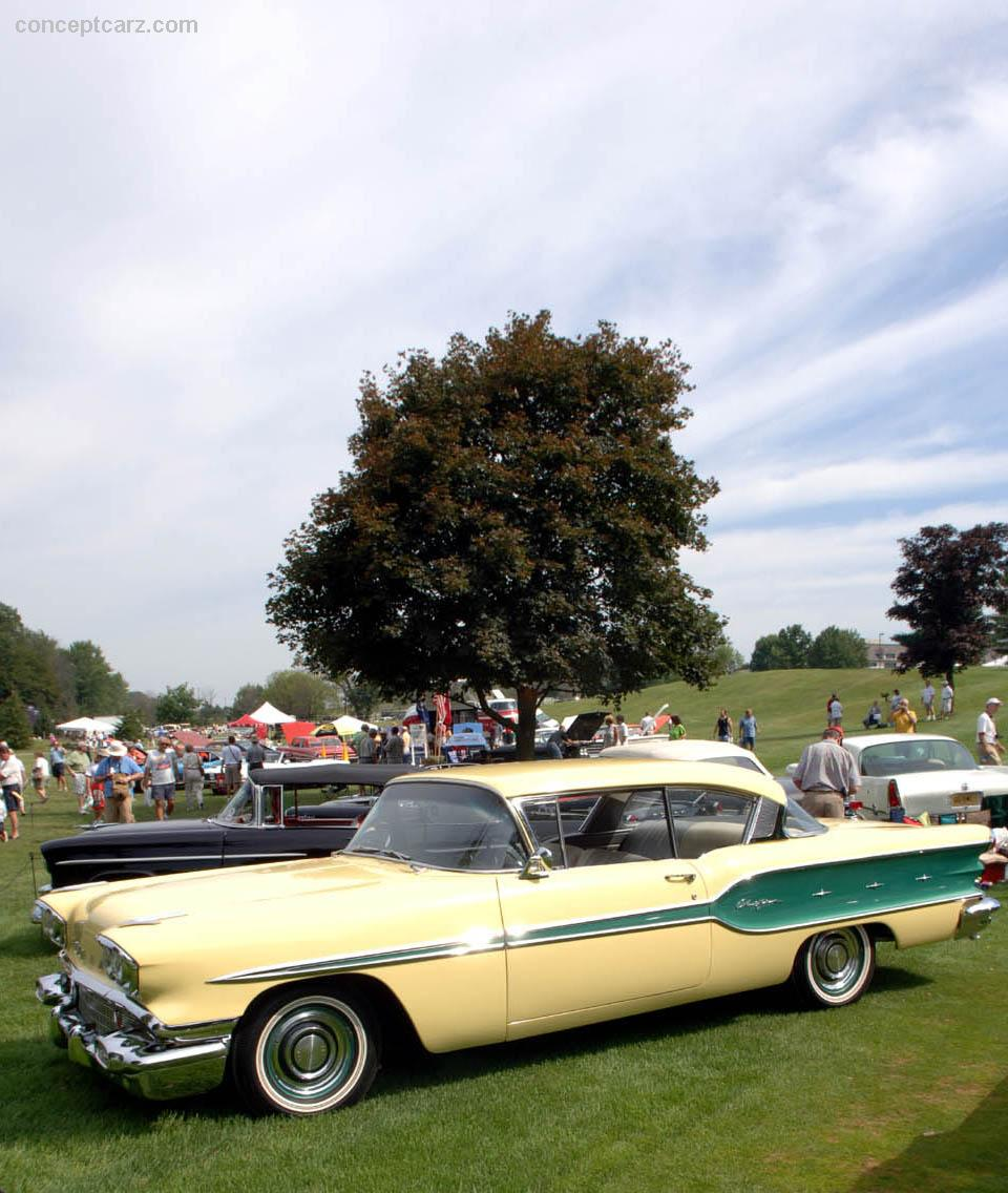 Auction Results And Sales Data For 1958 Pontiac Chieftain Series 25 1950s Laurentian