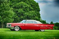 Popular 1959 Pontiac Bonneville Wallpaper