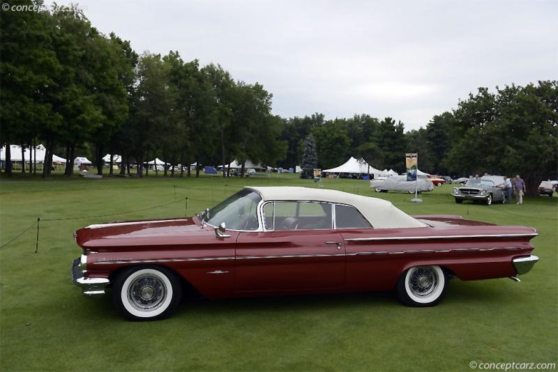 1960 Pontiac Bonneville Conceptcarz Com