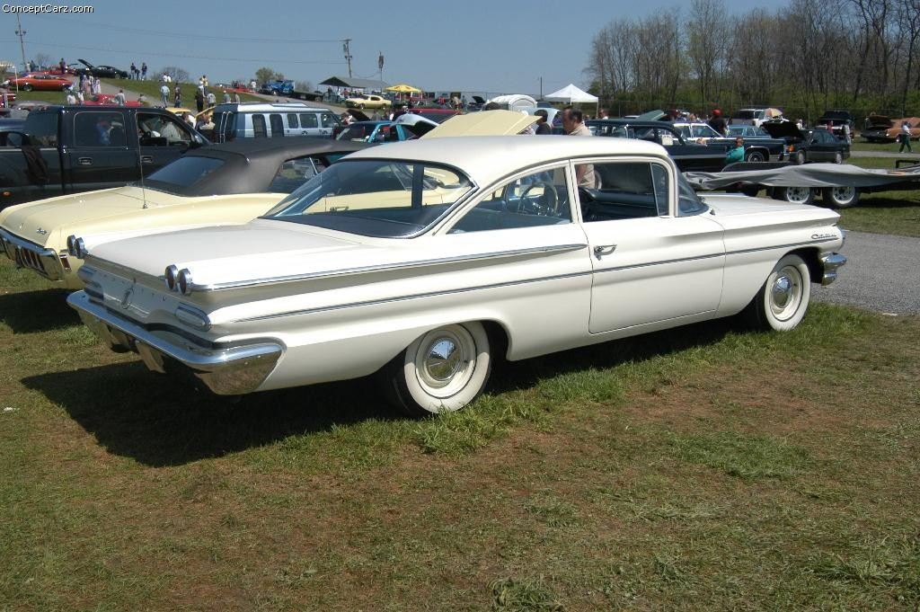 Auction Results And Data For 1960 Pontiac Catalina