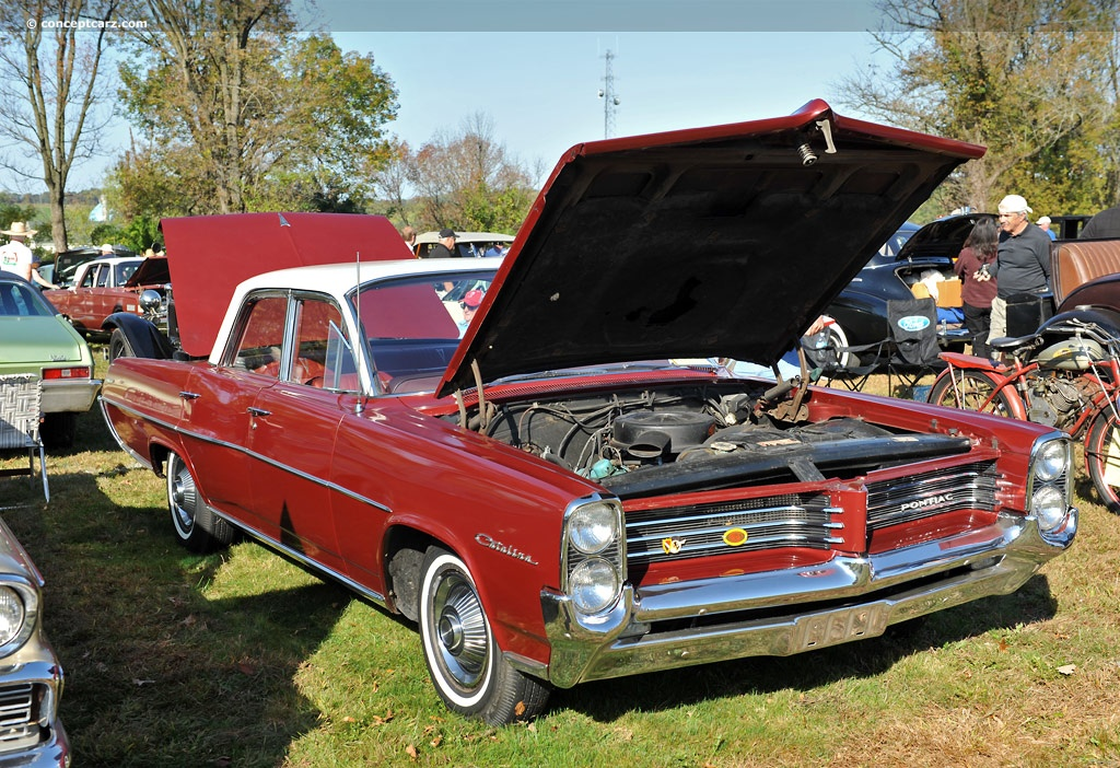 1964 Pontiac Catalina History Pictures Value Auction