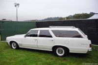 1964 Pontiac Tempest.  Chassis number 804F11173