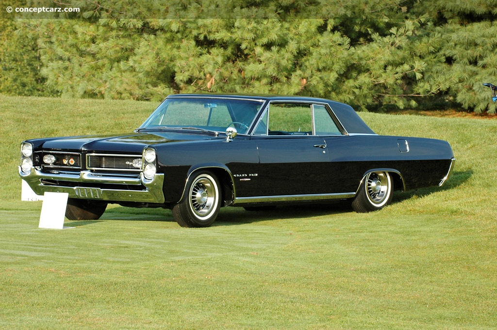 1964 Pontiac Grand Prix History Pictures Value Auction S Research And News