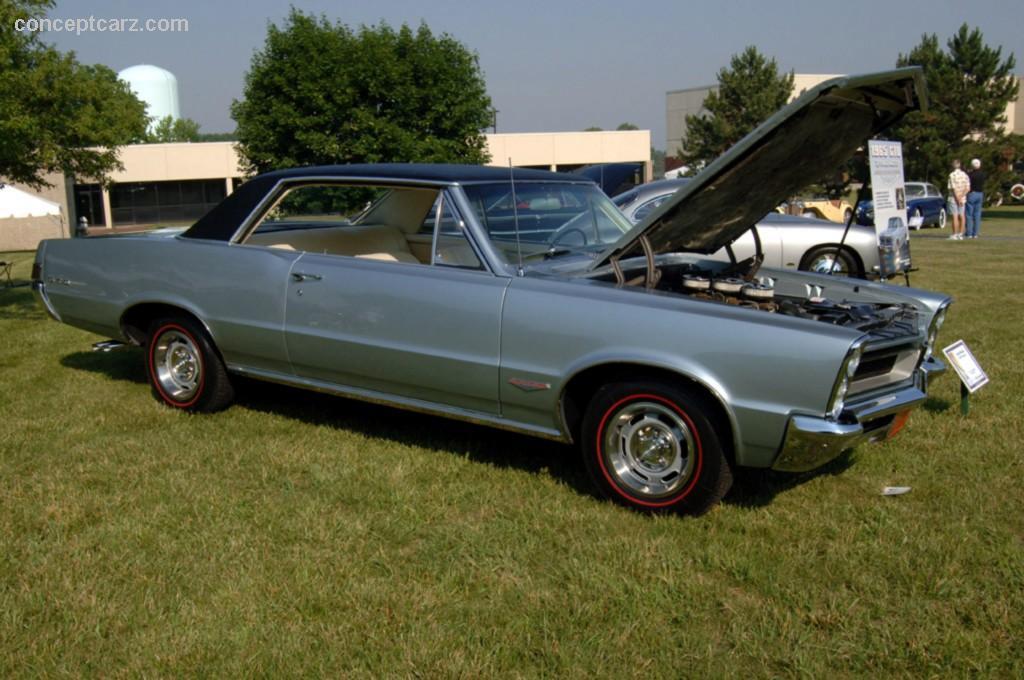 1965 Pontiac Tempest LeMans Image. https://www.conceptcarz ...