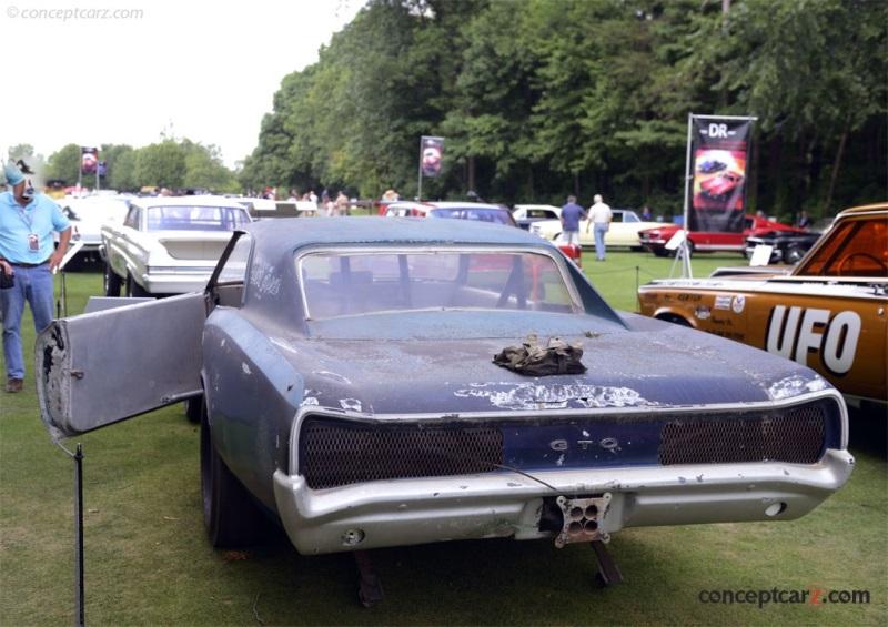 1966 Pontiac GTO Altered Wheelbase