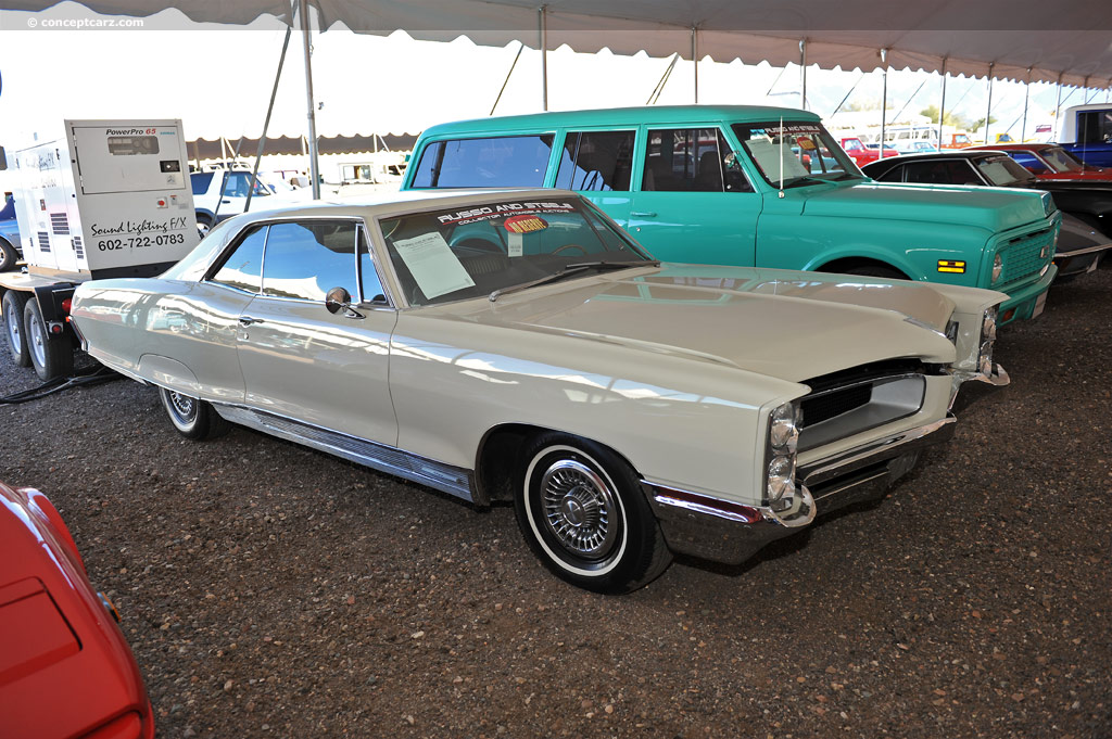 Purchase used 1966 PONTIAC GRAND PRIX SPORT COUPE, RUNS GREAT ...