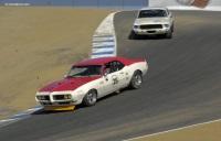 1968 Pontiac Firebird.  Chassis number 7L141852