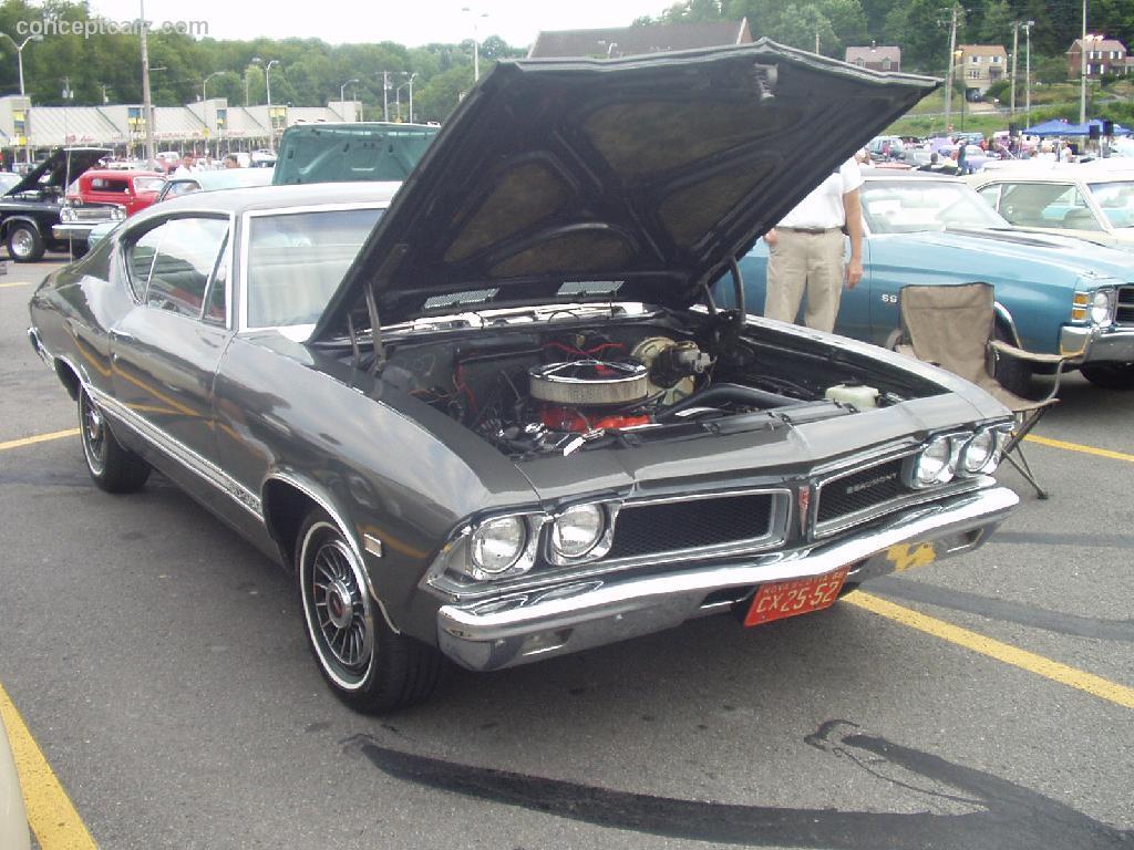 1968 Pontiac Beaumont Image Https Www Conceptcarz Com