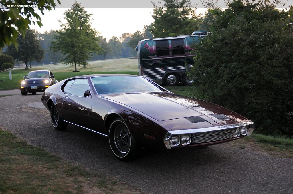 1969 Pontiac Farago Cf 428 Image