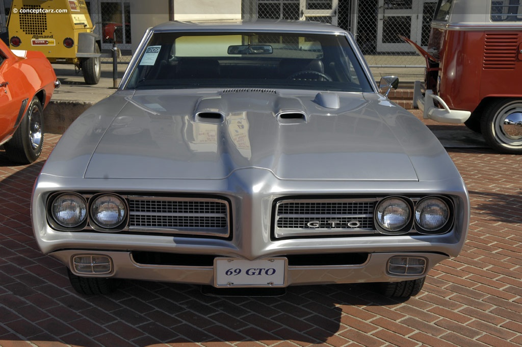 Auction Results And Sales Data For 1969 Pontiac Gto