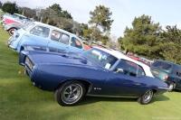 1969 Pontiac GTO.  Chassis number 242679B164263