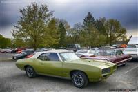 1969 Pontiac GTO.  Chassis number 242679B177568