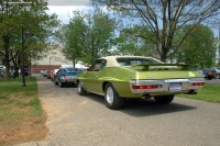 Muscle Cars (1964 to 1974)